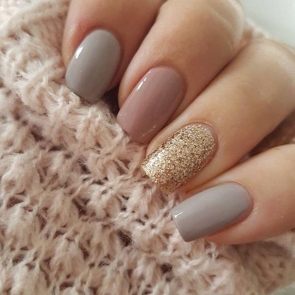 30 Adorable Autumn Nail Art Designs Ideas That Looks Cool Gelove Nehty Zelene Nehty Nail Art