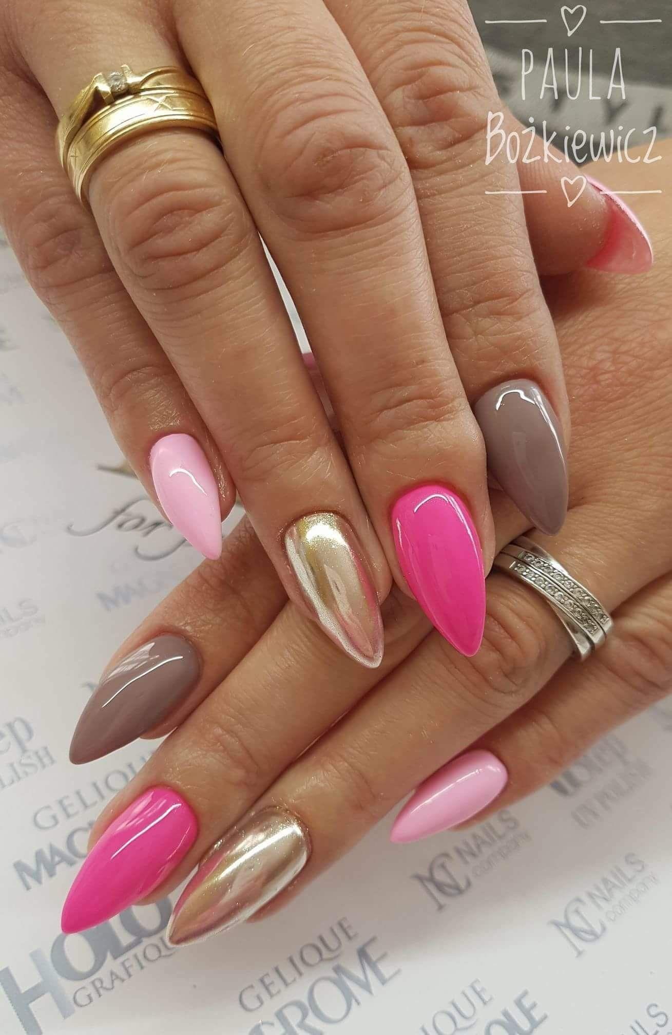 Follow Me Beautyndesign For More Slayin Pins Barevne Nehty Gelove Nehty Design Nehtu