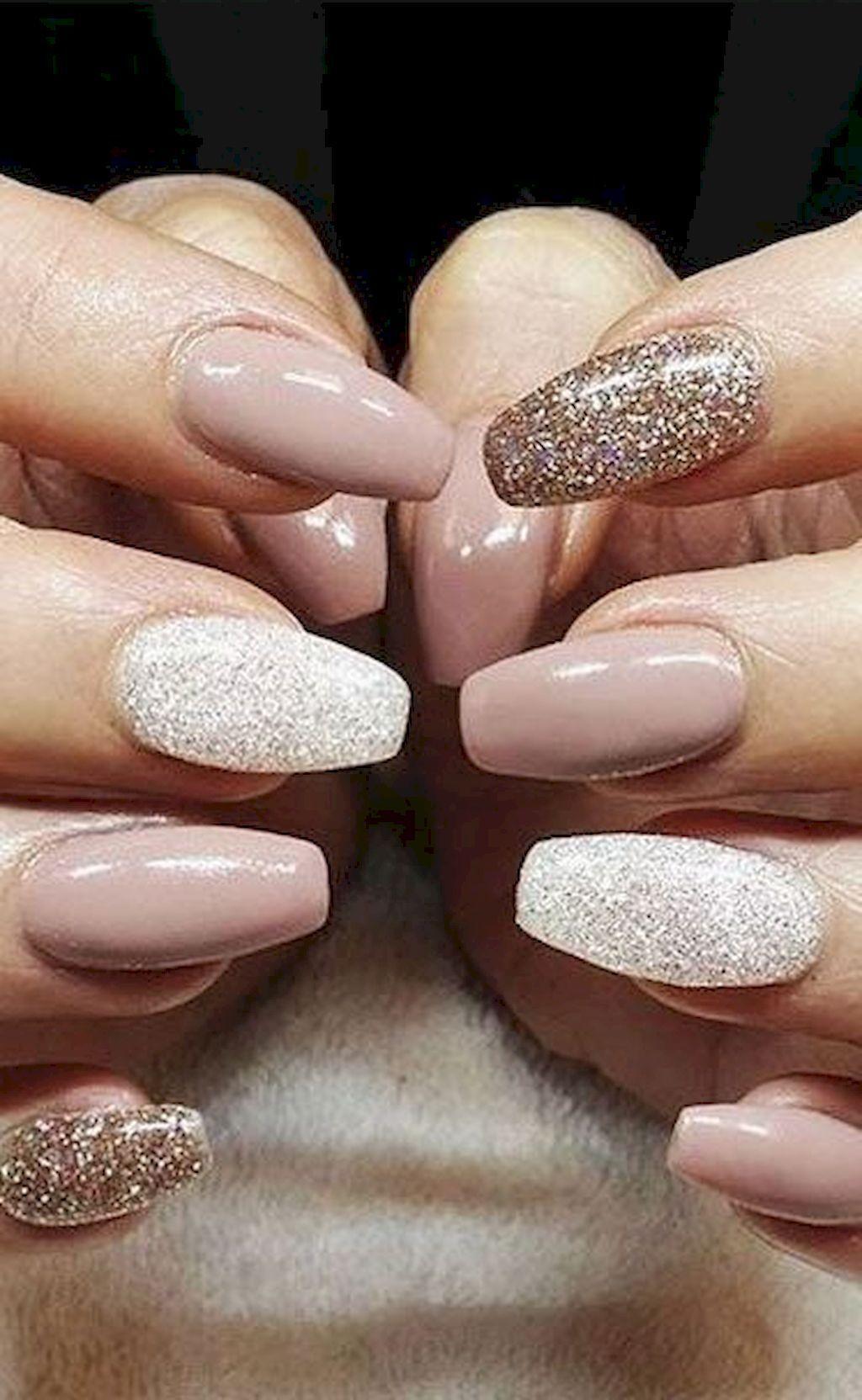 39 Must Try Winter Nail Designs Jednoduche Nehty Gelove Nehty Male Tetovani Na Zapesti