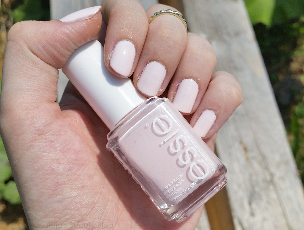 Essie Fiji Mateja S Beauty Blog