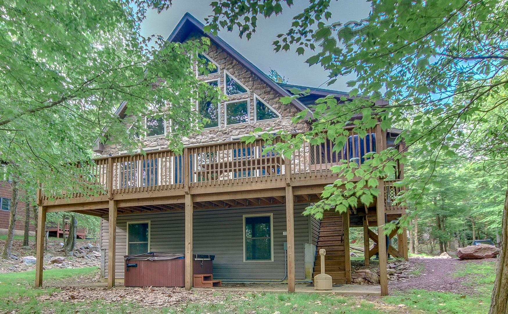 Four Seasons Lake Harmony Seasonal Rental Pocono Mountain Rentals