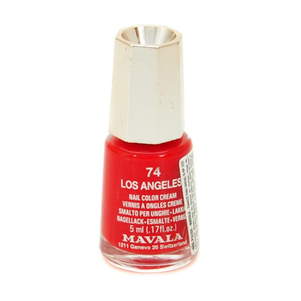 Mavala Fragrances Nail Lacquer 74 Los Angeles Buy And Offers On Dressinn