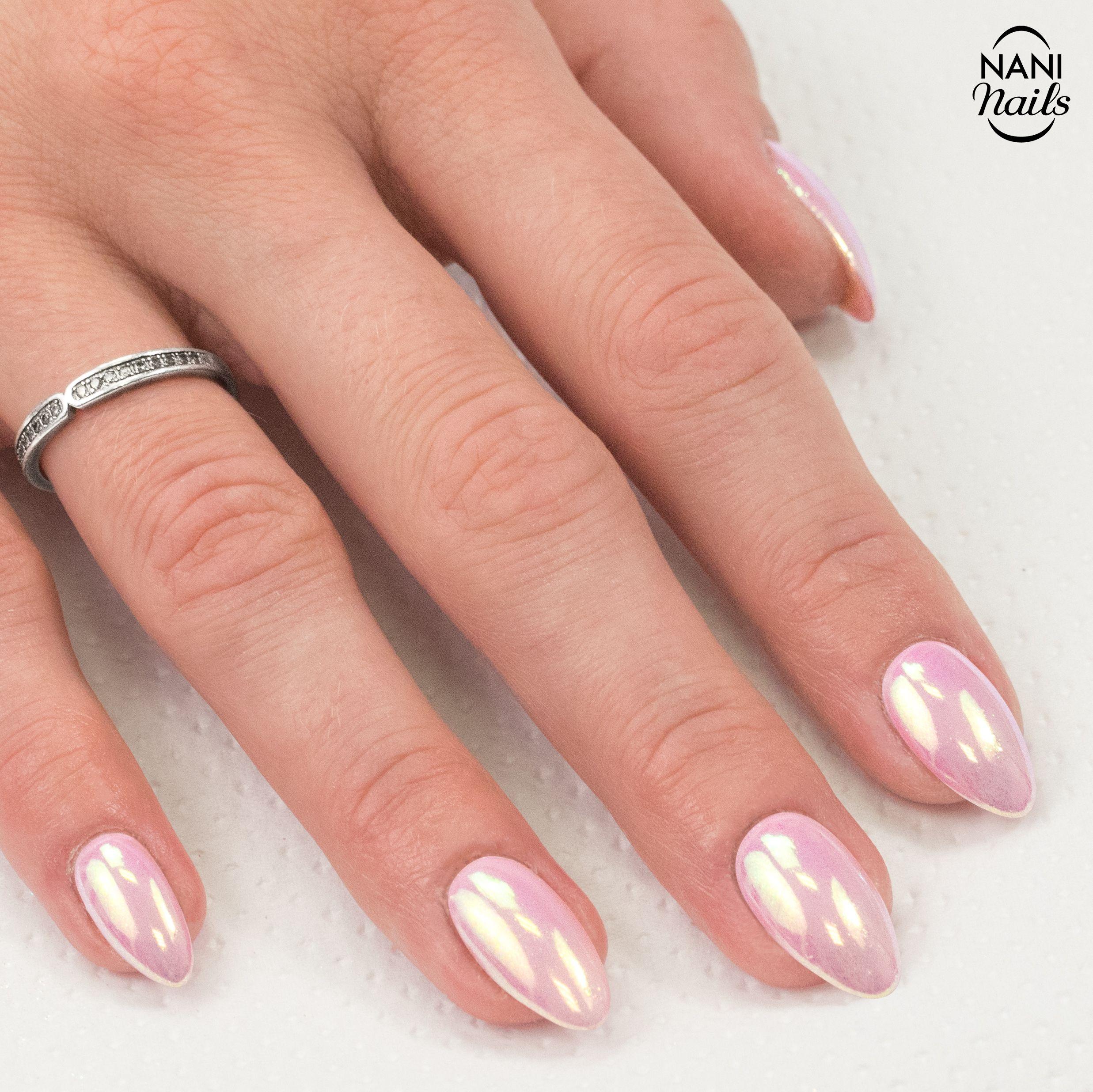 Neonail Lestici Pigment Pearl Effect With Images Gelove Nehty Manikura Nehet