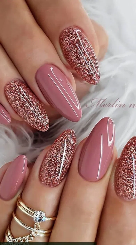 130 Perfect Pink And White Nails For Brides 1 In 2020 Barevne Nehty Gelove Nehty Design Nehtu