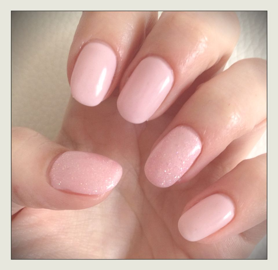 Prvni Pokus O Ovalny Tvar Nehtu Nails Beauty