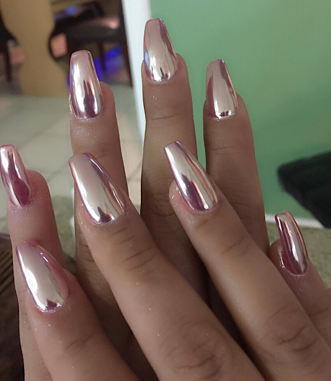 Platinum Rose Want To Find Where I Can Get This Polish Gelove Nehty Design Nehtu Nehty