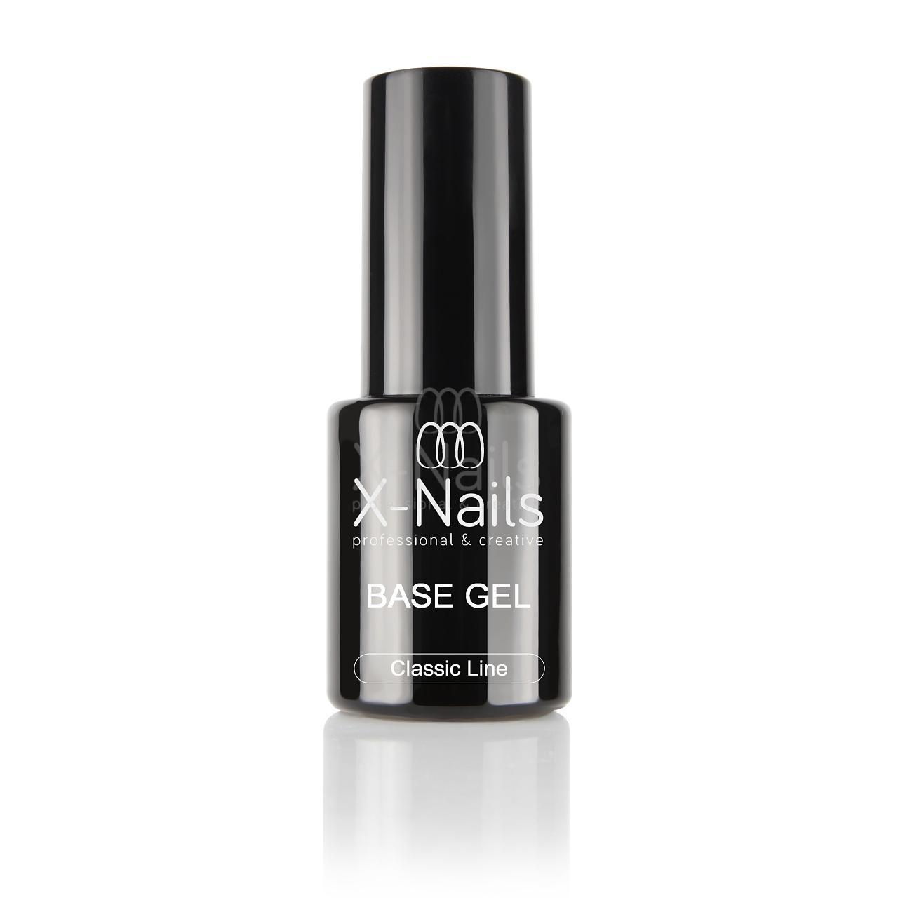 X Nails Uv Podkladovy Gel Pro Problematicke Nehty 10 Ml Base Gel X Nails Gelove Akrylove Nehty