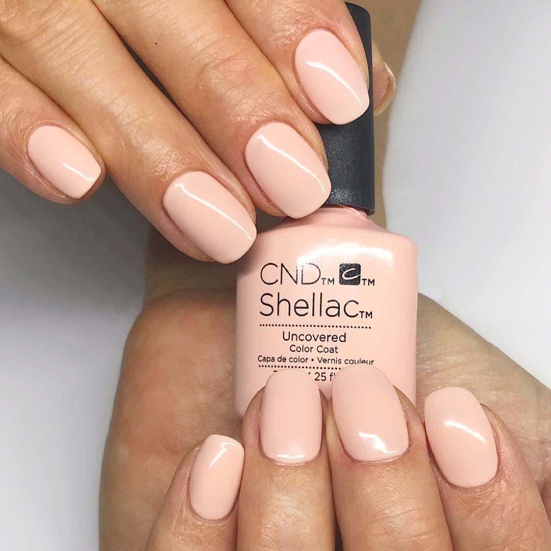 Cnd Shellac Uncovered Shellacuncovered Cnd Shellac Nails Shellac Nail Colors Shellac Manicure