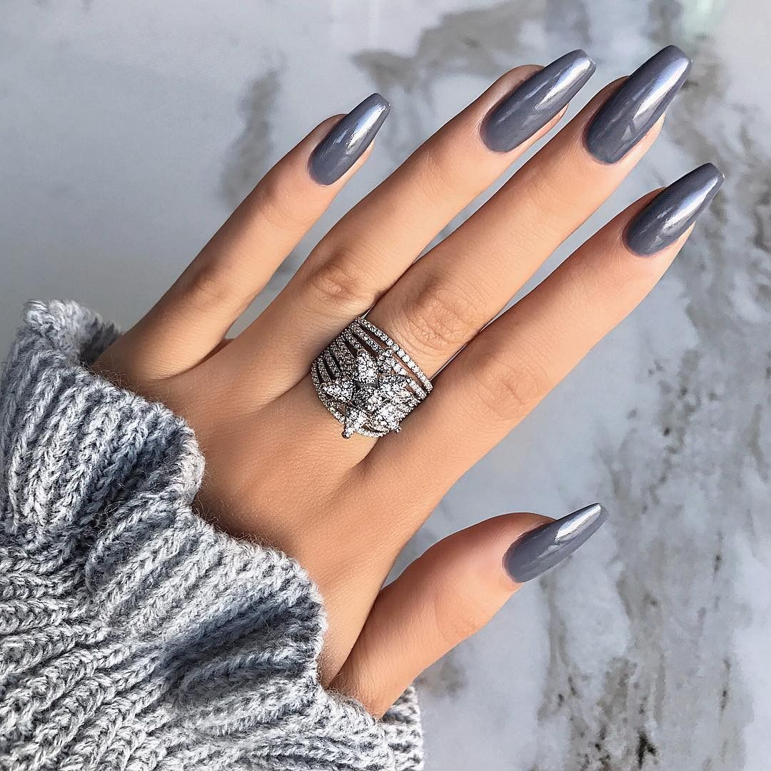 Nail Inspiration Cute Nails Will Always Finish Your Look Visit Us On Our Website Www Foreignstrandz Com 100 Virgin Hu Gelove Nehty Design Nehtu Nehet