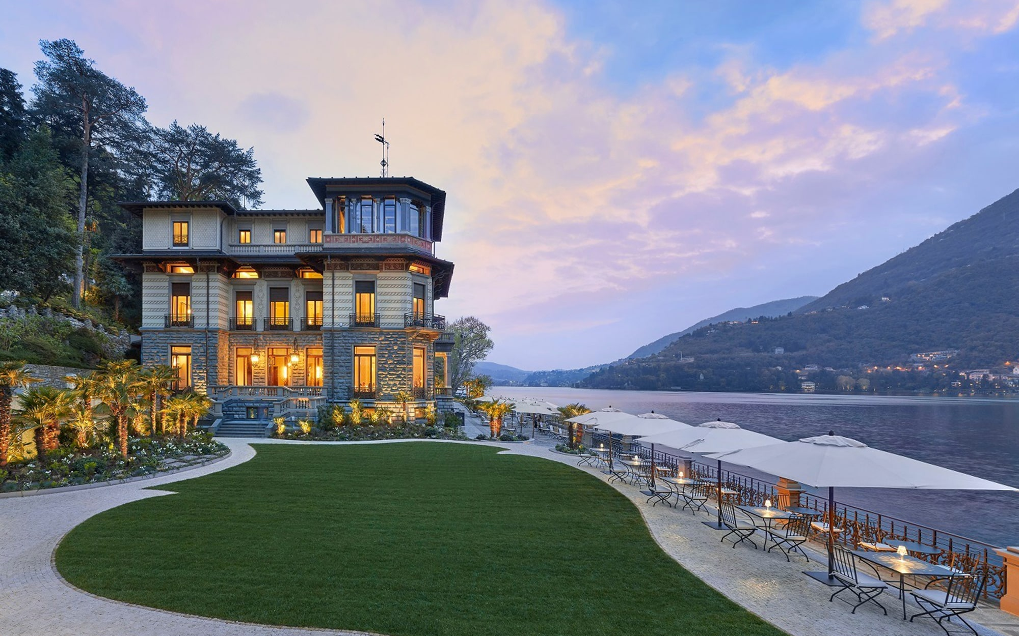 Four Seasons Lake Como