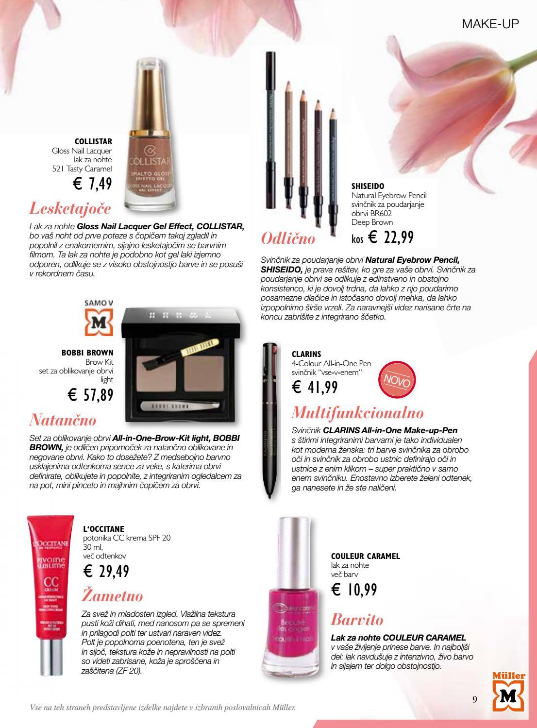 Muller Katalog Luxus By Vsikatalogi Si Issuu