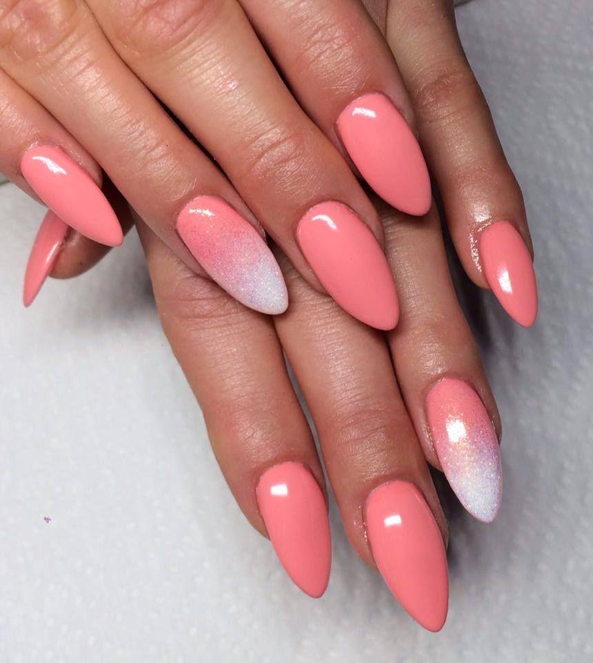 Sweety Indigo Labs Nails Veneto Design Nehtu Gelove Nehty Kratke Nehty