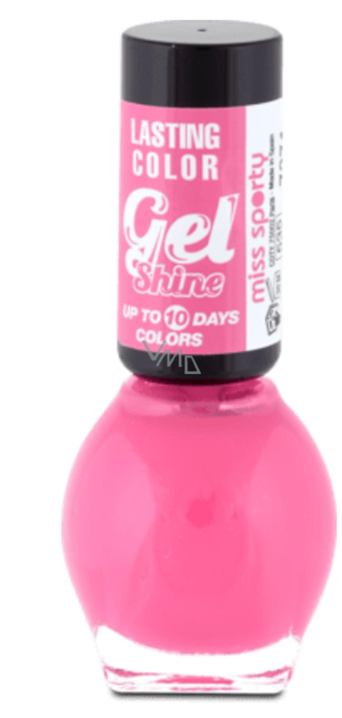 Miss Sports Lasting Color Nail Polish 571 7 Ml Vmd Parfumerie Drogerie