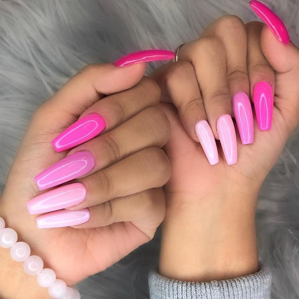 44 Brilliant Nail Art Ideas For Spring 2019 With Images Gelove Nehty Barevne Nehty Design Nehtu