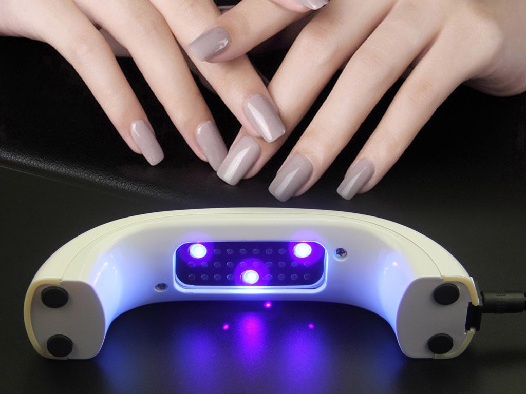 Mini Uv Lamp For Gel Nails Free Shipping Consignmenter Com