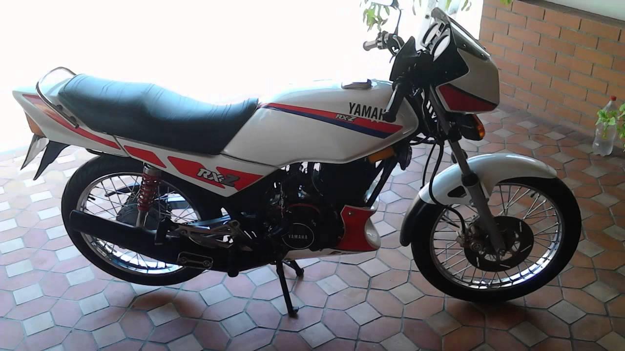 Modelazo Yamaha Rx 135