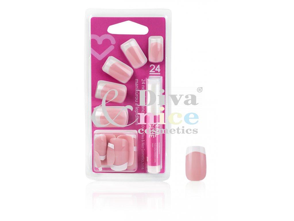 Nalepovaci Nehty Fm Girls Lepidlo C 2 Diva Nice Cosmetics