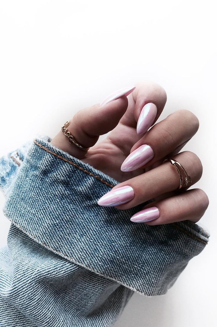 50 Most Beautiful Winter Nail Designs Shrinking To Your Fingertips 2019 Page 17 Of 53 Gelove Nehty Design Nehtu Nehty