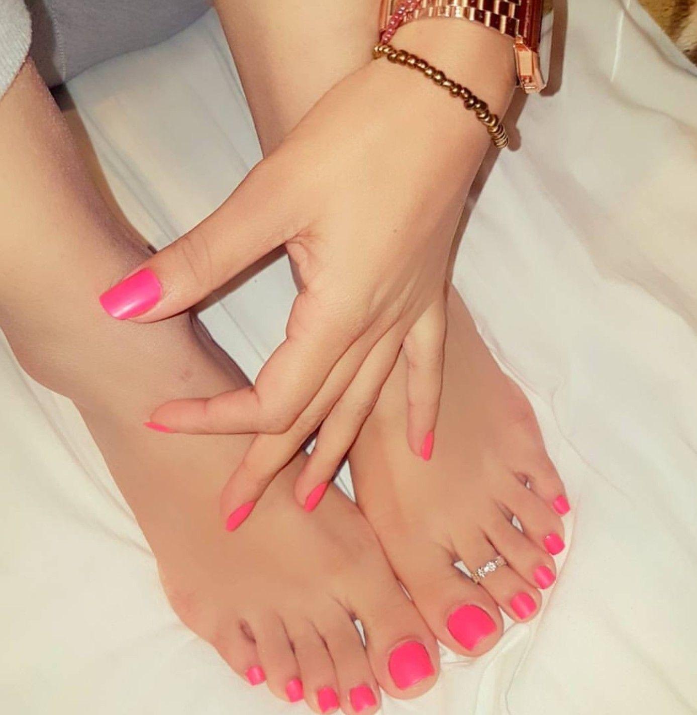 Nehty Nohy