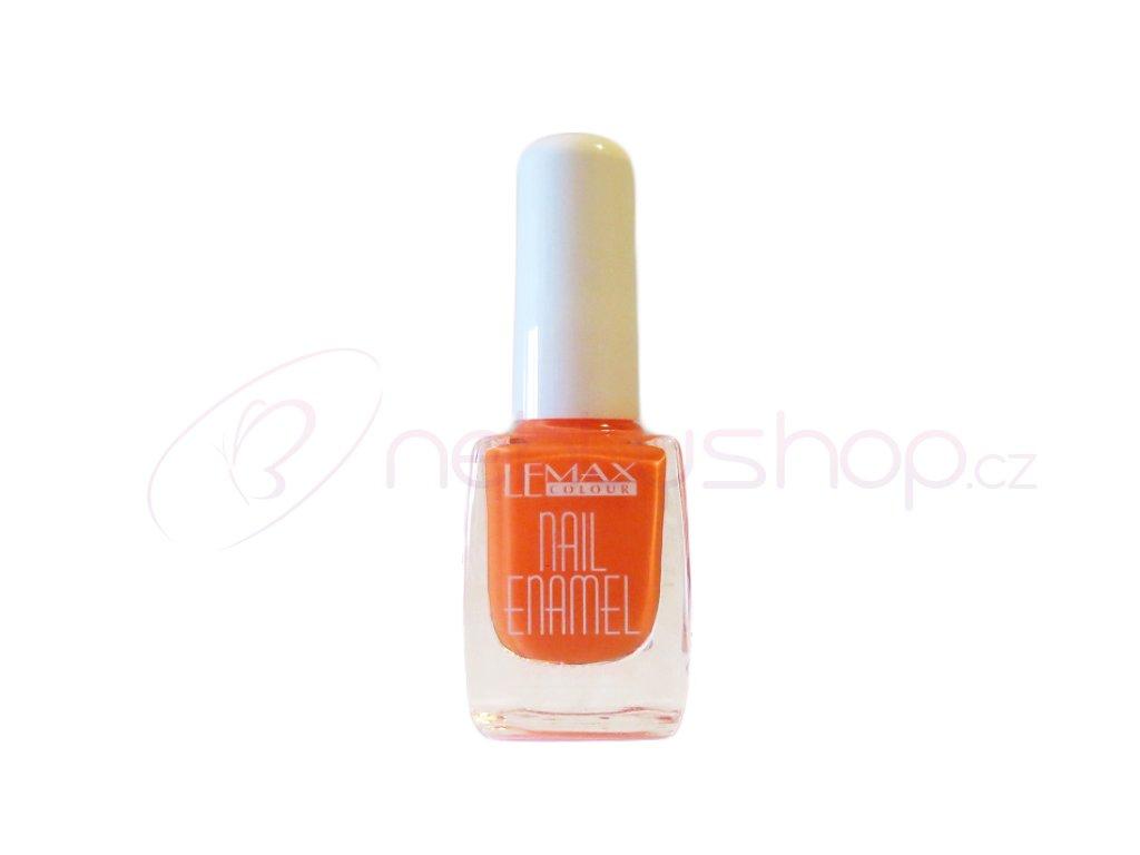 Neonově Oranžový Lak Na Nehty