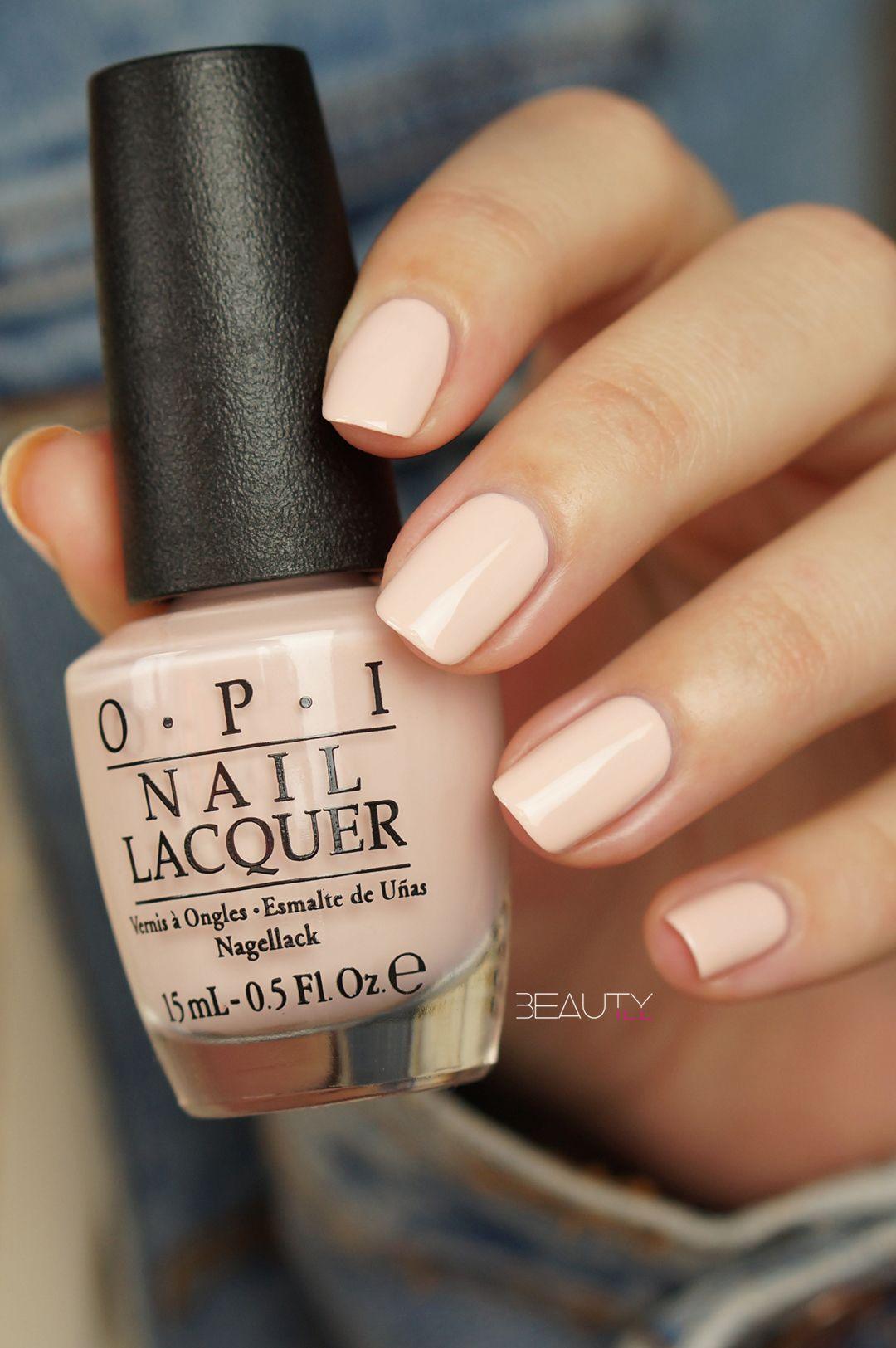 Opi Soft Shades Pastels Swatches Design Nehtu Nehty Svatebni Liceni