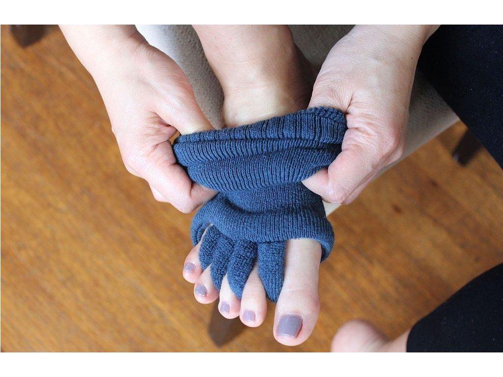 Ponožky Na Lakování Nehtů