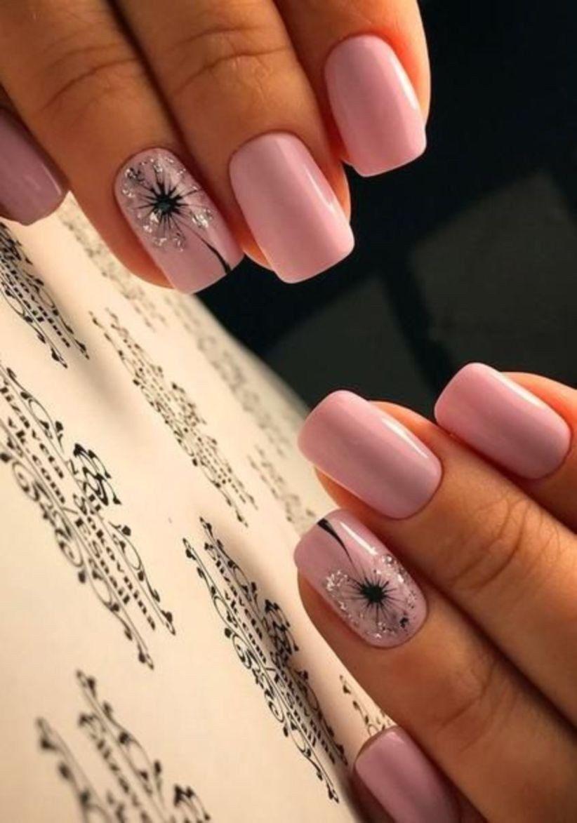 57 Romantic Schemes Nail Design Color For Wedding 2019 Gelove Nehty Design Nehtu Nehty