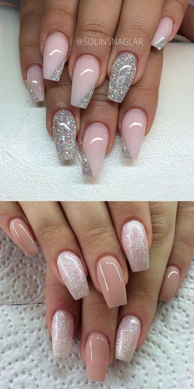 101 Trending Pink Nail Art Polish Color Ideas Gelove Nehty Design Nehtu Nehet