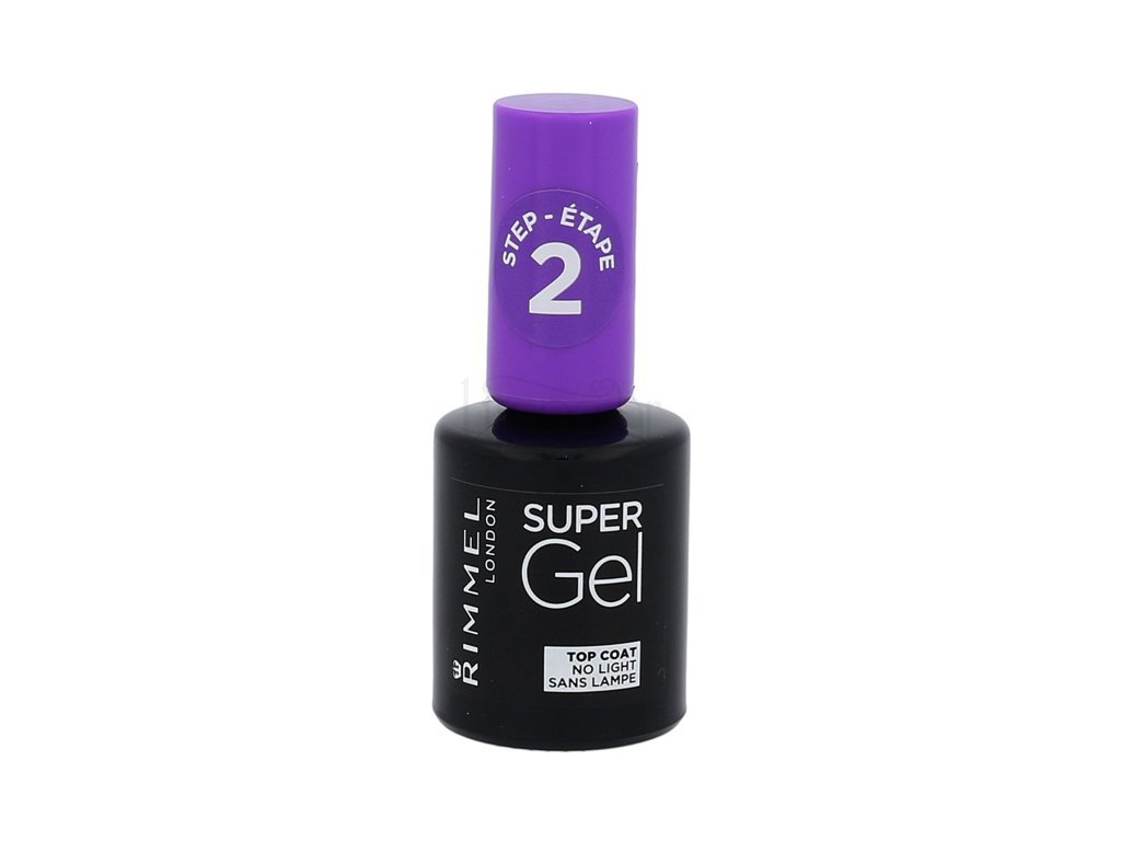 Rimmel London Super Gel Top Coat Lak Za Nokte Lijepa Hr