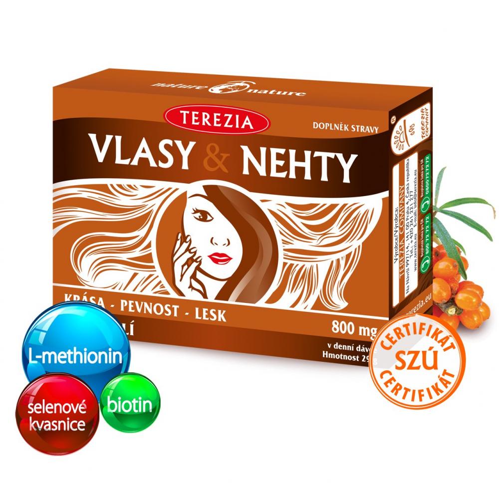 Vitamíny Na Vlasy A Nehty