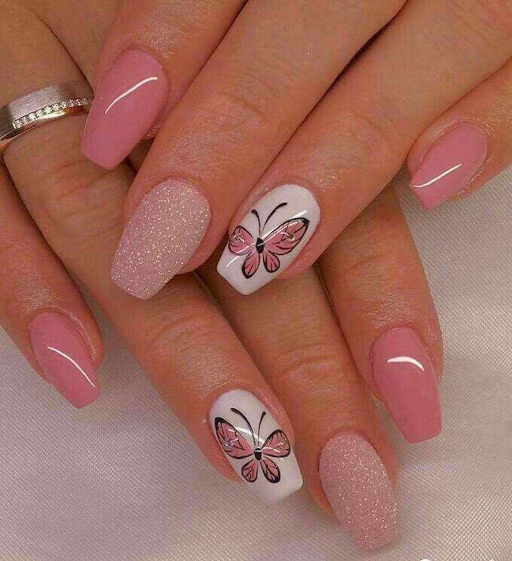 Best 56 Best Nails Art Designs Ideas To Try Https Stiliuse Com 56 Best Nails Art Designs Idea Butterfly Nail Art Best Nail Art Designs Trendy Nails