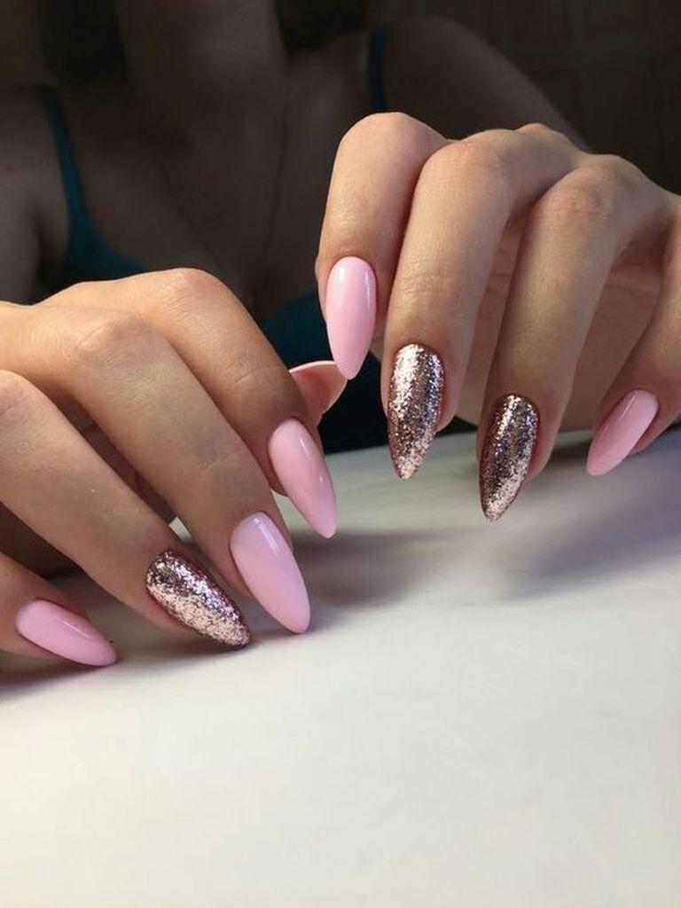 40 Latest Acrylic Nail Designs For Summer 2019 Nechtovy Dizajn Gelove Nechty Manikura