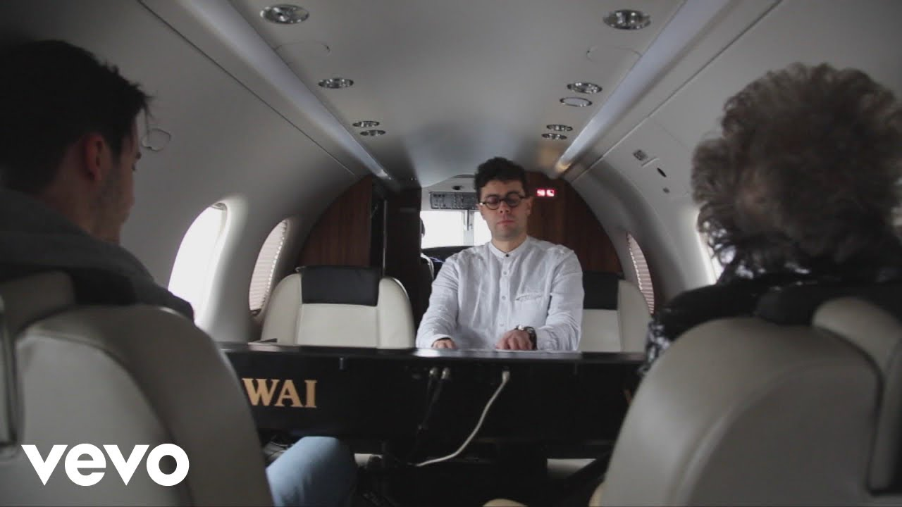 Alessandro Martire Flying Notes Video Reportage Youtube