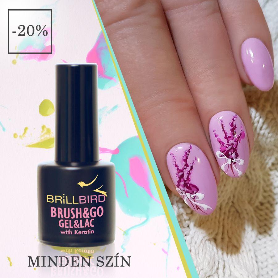 Juniusi Akcio A Brillbirdnel Nail Polish Nails Gel