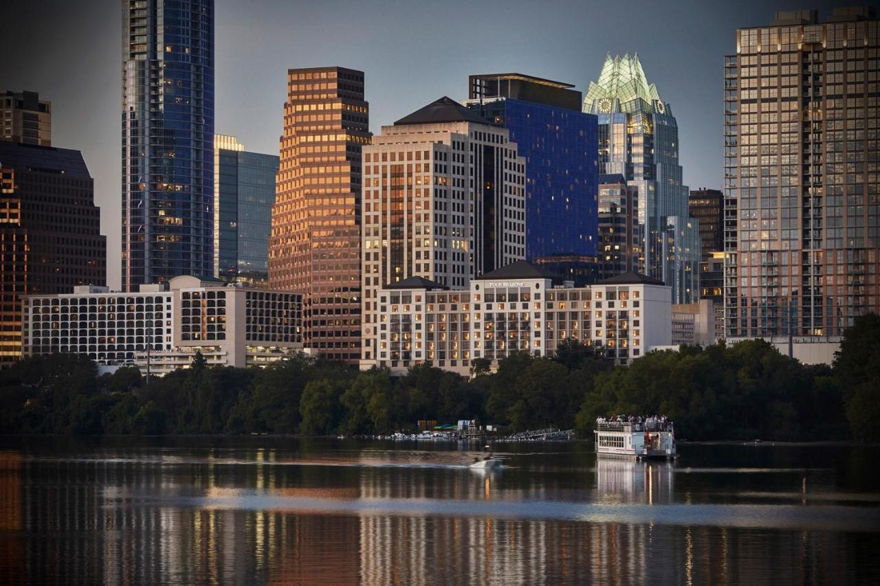 Four Seasons Hotel Austin Tx Booking Com