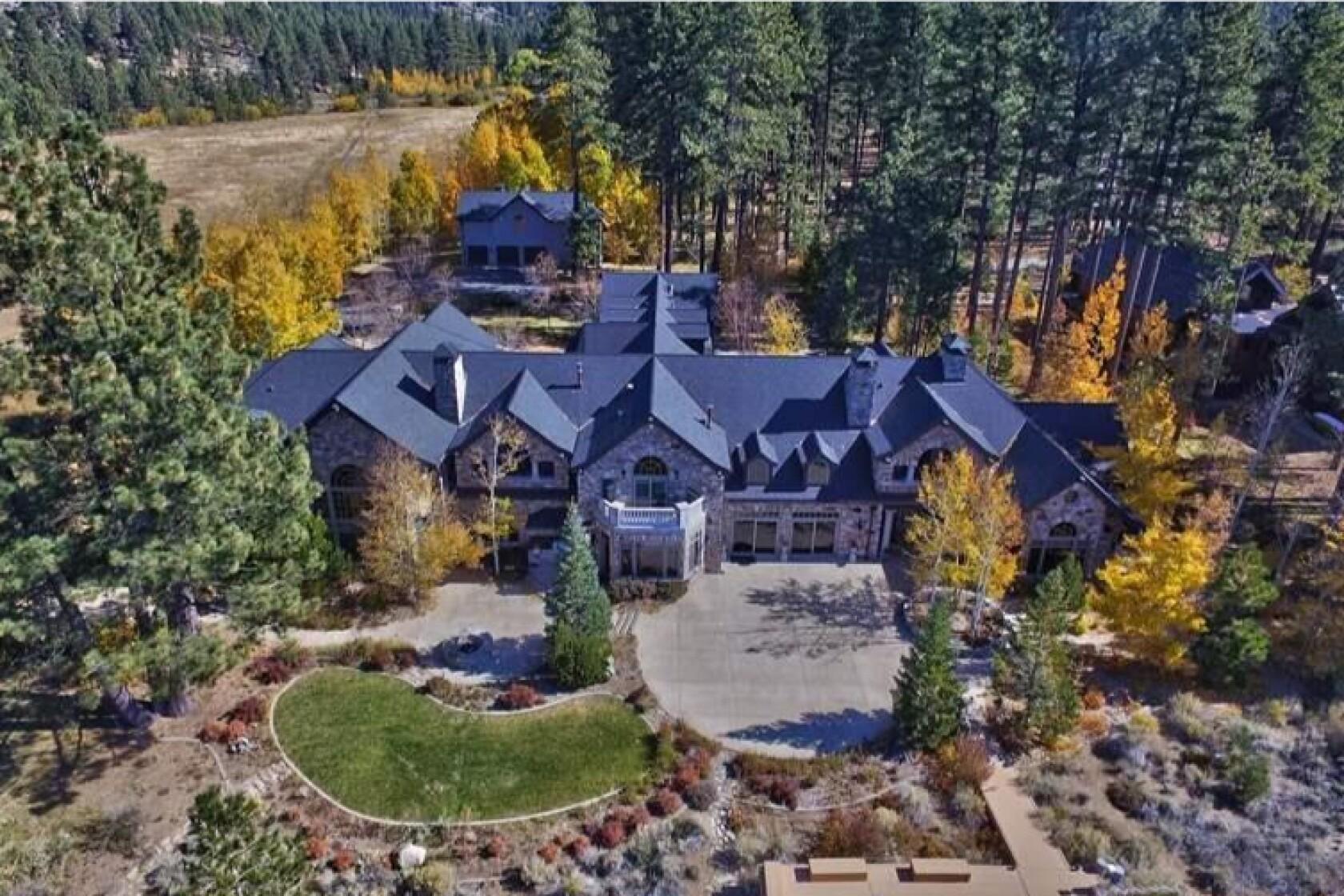Lake Tahoe Ranch Where Bonanza Was Filmed Sells For 38 Million Los Angeles Times