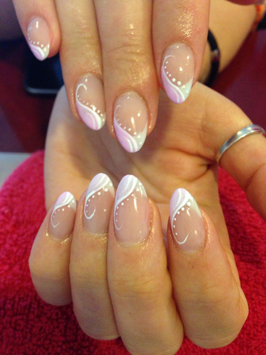 Francia Nail Manicure Bridal Nails Gel Nails Diy