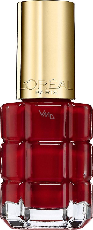 Loreal Paris Color Riche Le Vernis Al Huile Nail Polish 554 Carmin Parisien 13 5 Ml Vmd Parfumerie Drogerie