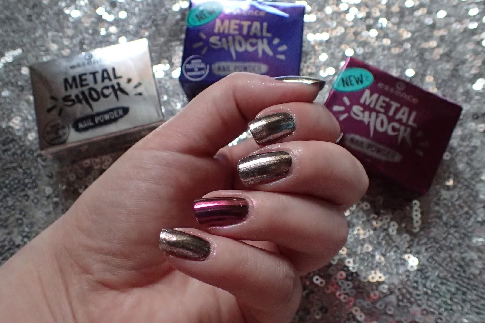 Alice In Wonderland Cz Recenze Metalicke Pigmenty Metal Shock Od Essence