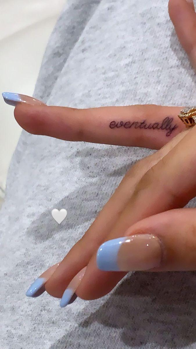 Pin By Barbora Hajkova On Tattoo In 2020 Dainty Tattoos Tiny Tattoos Finger Tattoos