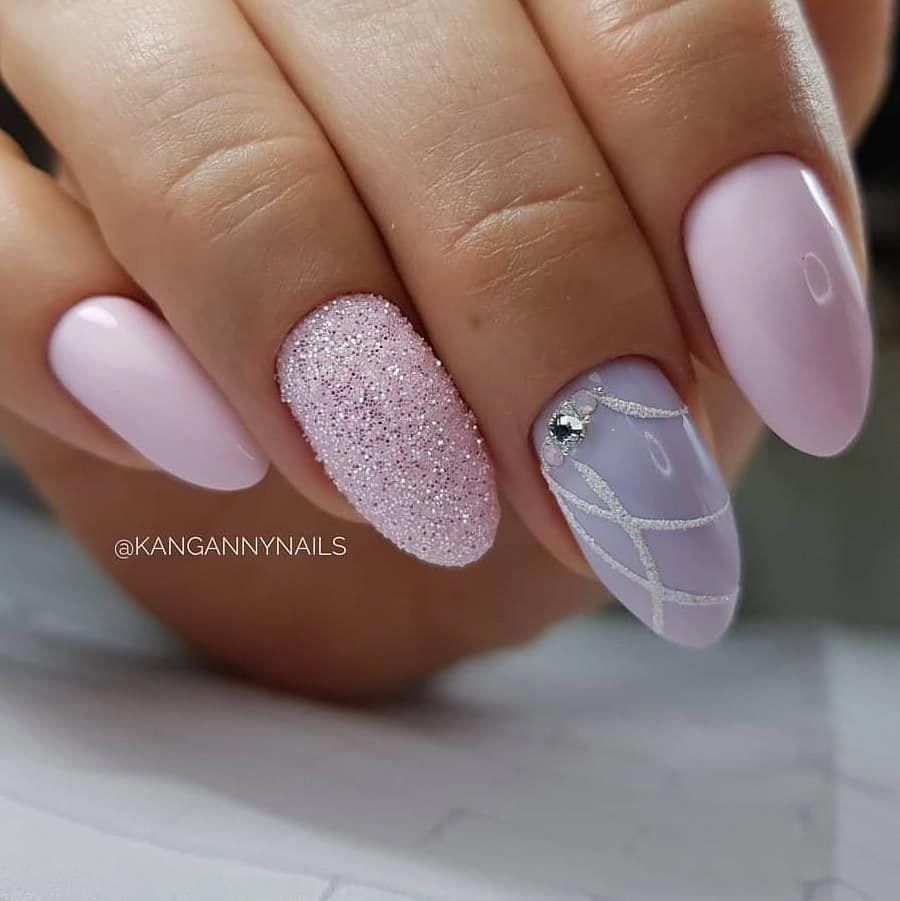 Perfect Nails For Holidays With Sopolish Protect And Peel Gel Nails Pretty Nails Pink Nails