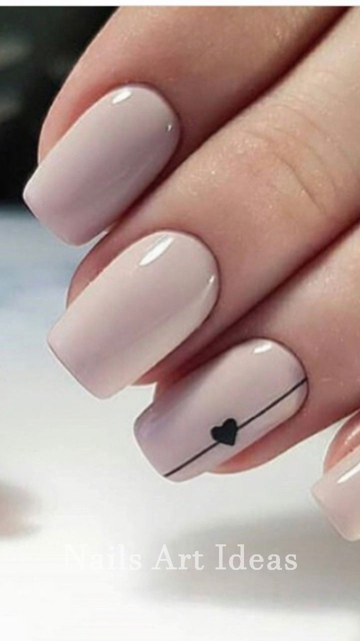 Fifteen Classy Short Nails Designs 1 Male Tetovani Na Zapesti Dlouhe Nehty Gelove Nehty