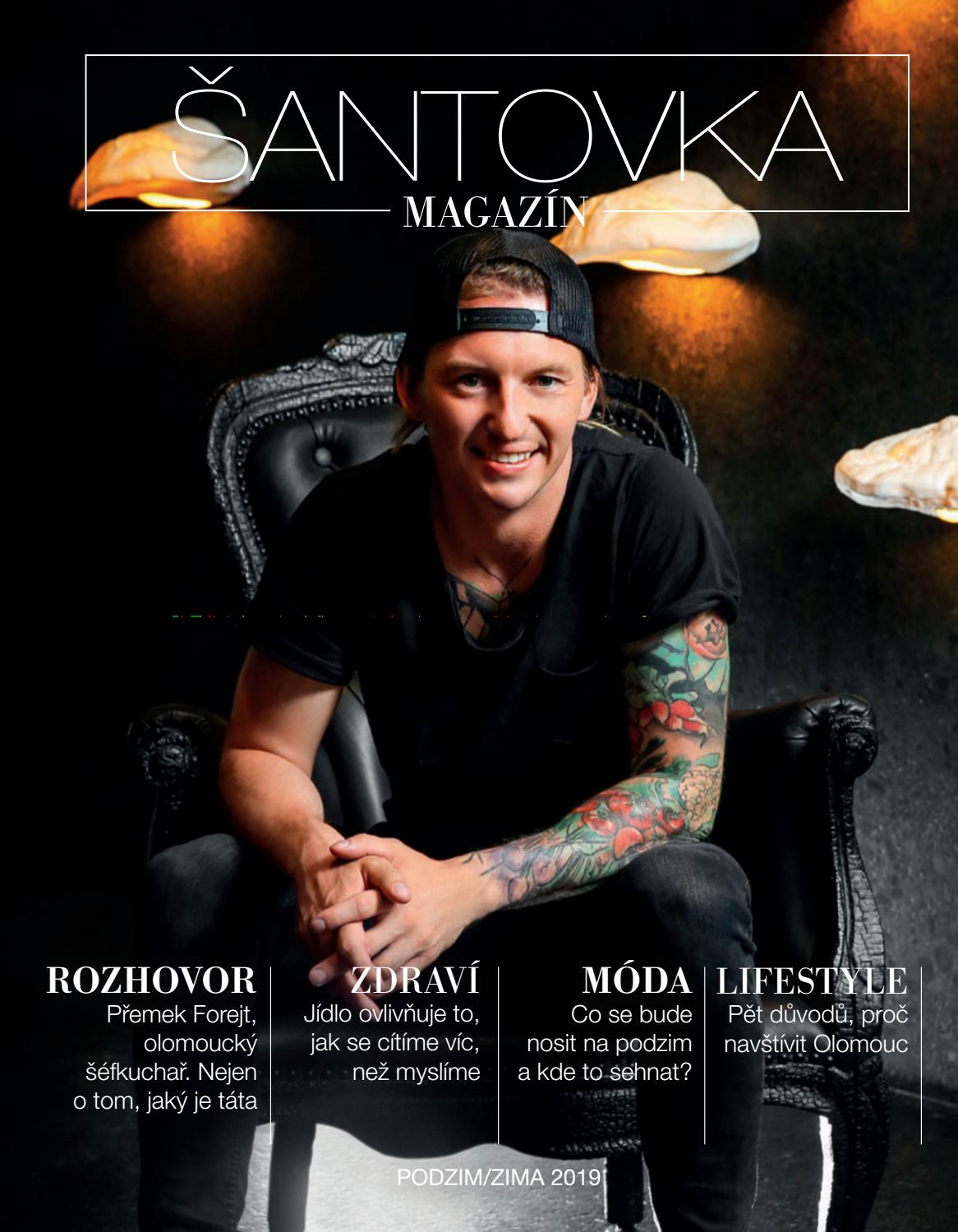 Magazin Santovka Podzim 2019 By Face Up S R O Issuu