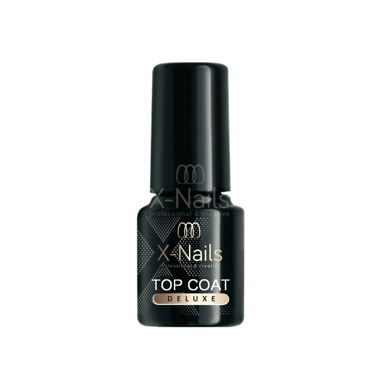 Profesionalni Zaverecny Lesk Nadlak Top Coat Deluxe X Nails