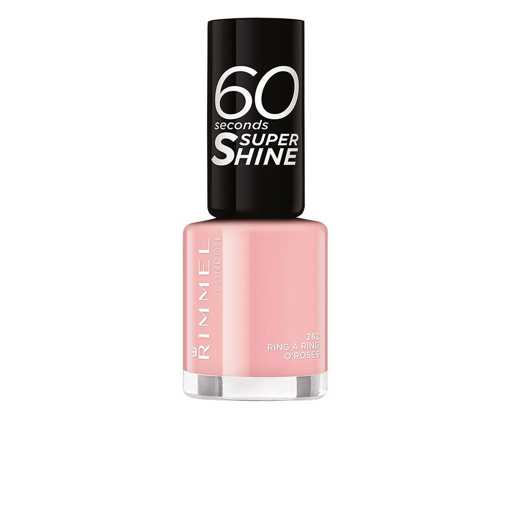 Rimmel London 60 Seconds Super Shine 262 Ring A Ring O Roses Jeftinije Hr