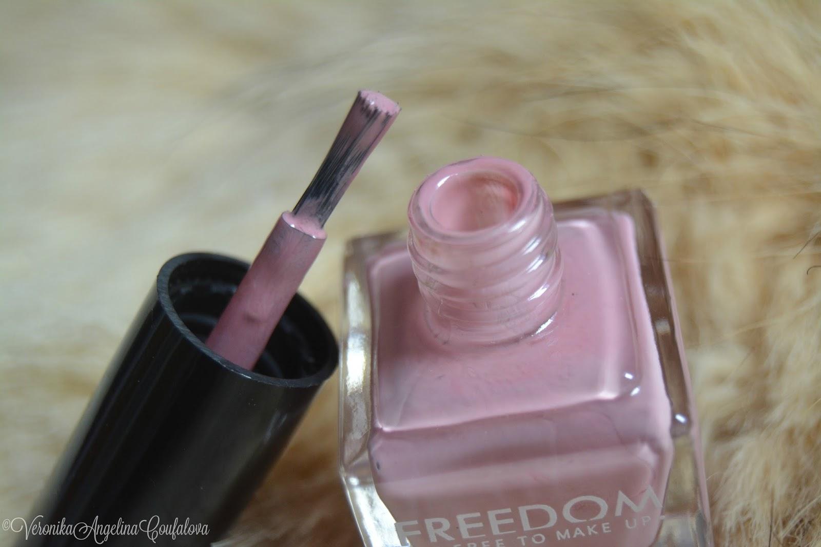 Angelina Beauty Blogger Freedom Makeup Lak Na Nehty V Odstinu 400 Recenze
