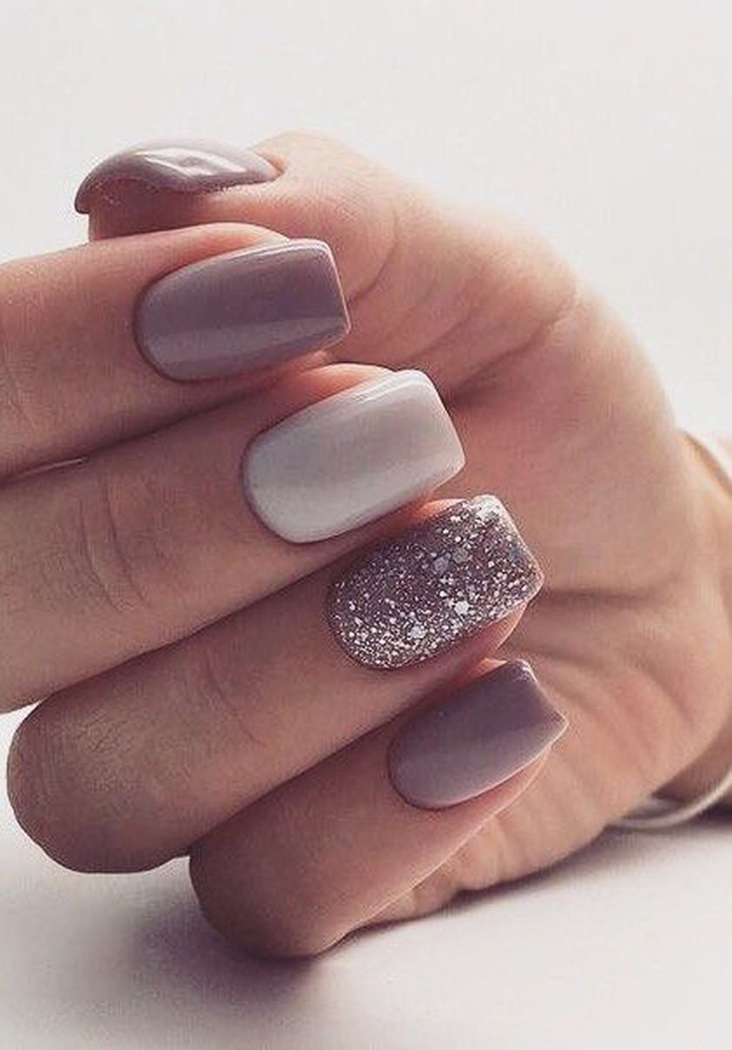 30 Inspiring Winter Nails Color Trend 2019 Koromotletek Korommintak Mukorom