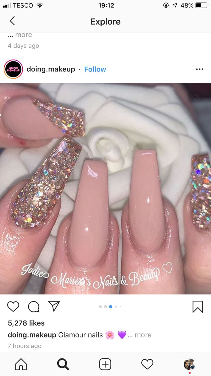Image By Fathema Ali On Nails Nails Gorgeous Nails Nailss