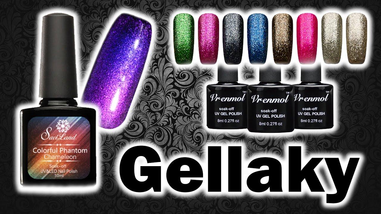 Dalsi Gellaky Do Me Sbirky Gellaky Z Aliexpressu Unboxing Cz Youtube