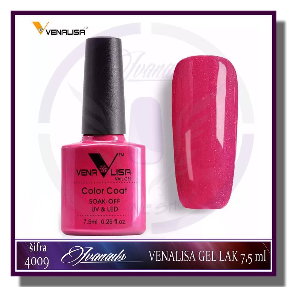 Venalisa Gel Lak 4009 Ivanails Cosmetic Shop